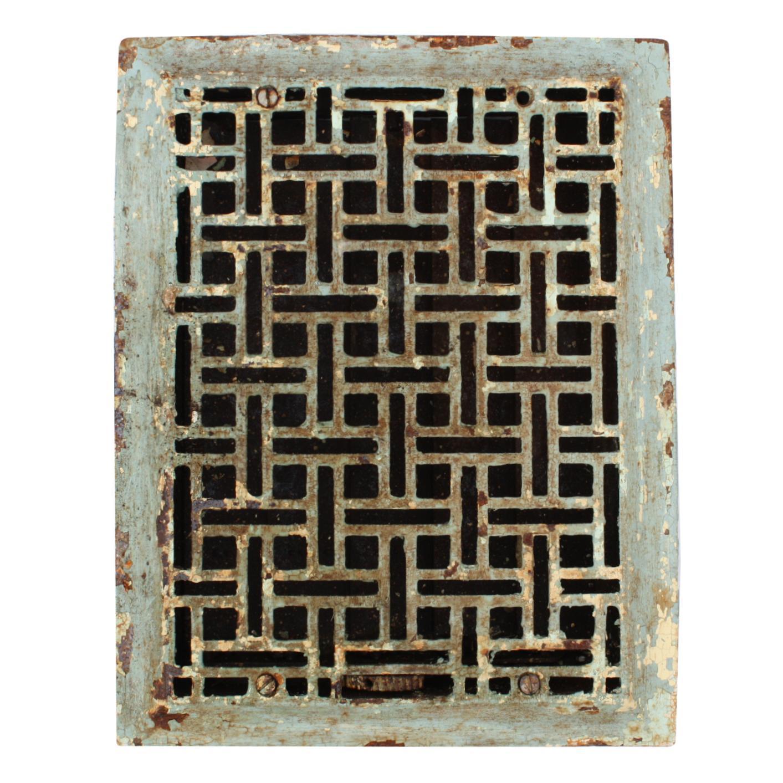 Antique Heat Register, Cast Iron