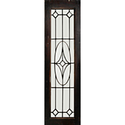 Marvelous American Leaded and Beveled Glass Windows