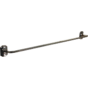 Streamlined Antique Towel Rack, Early 1900's