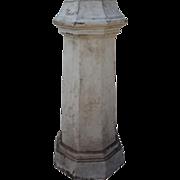 Reclaimed Antique Terra Cotta Chimney Pot, Early 1900's