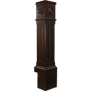 Reclaimed Antique Newel Post, Late 1800s