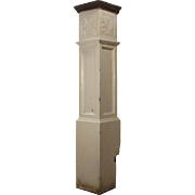 Salvaged Antique Arts & Crafts Newel Post, Early 1900s