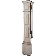 Reclaimed Antique Boxed Newel Post, c. 1910