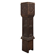 Reclaimed Antique Newel Post, c. 1920s