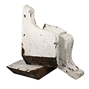 Reclaimed Antique Corbels, Late 19th Century