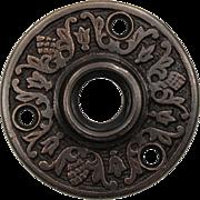 Antique Eastlake Doorknob Escutcheons