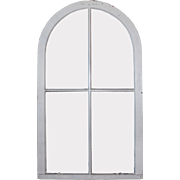 Salvaged Antique Arched Windows, 19th Century