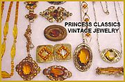 Princess Classics Antique & Vintage Jewelry