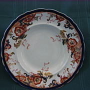 "Early 1900's Wedgwood Bowl Pattern ""Montrose"""