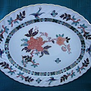 James Kent  Old Foley Pottery Platter