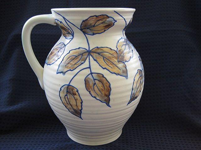 Large Vase/Pitcher by Royal Cauldon of England