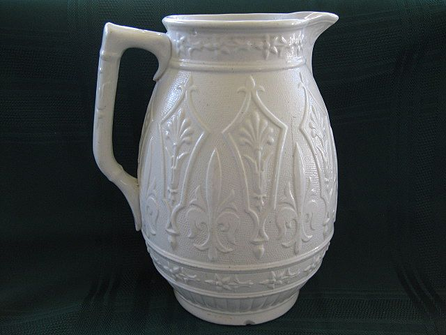 Stoneware Salt Glazed Pottery Jug/Pitcher