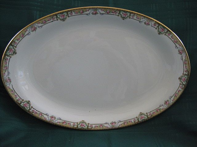 Vintage Homer Laughlin American Platter