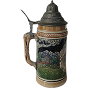 Beer Stein Munchen Germany 1972 Olympics