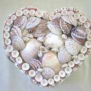 Shell Heart Box