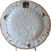 Mottahedeh Swan Service Cabinet/ Dinner Plate