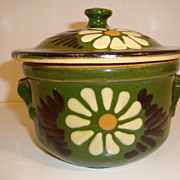 French Alsatian tureen circa 1900