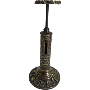 Highly Decorative Candlestick Letter or Postal Scale by J.E. Ratcliffe c.1850