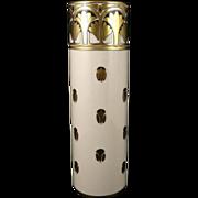 Vintage Lenox American Belleek Vase, Arts and Crafts