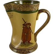Antique Royal Doulton Watchman Pitcher / Jug