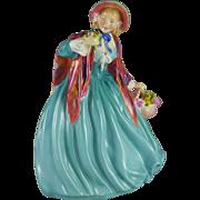 Vintage Royal Doulton Figurine Lady Charmian HN1448