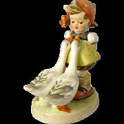 Vintage Hummel Goose Girl Figurine TMK3