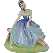 Vintage Royal Doulton Giselle Ballerina Figurine HN 2139