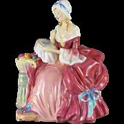 Vintage Royal Doulton Figurine, Penelope HN1901, Circa 1941