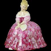 Royal Doulton Victoria Figurine, Vintage Porcelain Statue HN2471