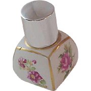 Designer Signed ~MOSS ROSE Trinket Vanity  ~ China Item ~ An Irice Product