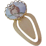 1960's OWL Book Mark