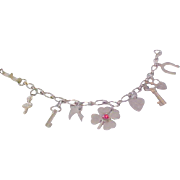 LOVE & LUCK Charm Bracelet