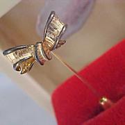 Dimensional GOLD Plate STICK Pin