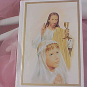 Girl's Celebrate the EUCHARIST  ~ Catholic Prayer Book ~ New/Old Stock