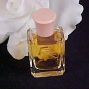 WHITE SHOULDERS Genuine   Perfume by Evyan - .25 fl. oz. Full Bottle