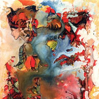 Giuseppe Fioroni (born 1938) * The Legend of St George *