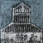 Franco Gentilini (1909  1981)  * A Cathedral *