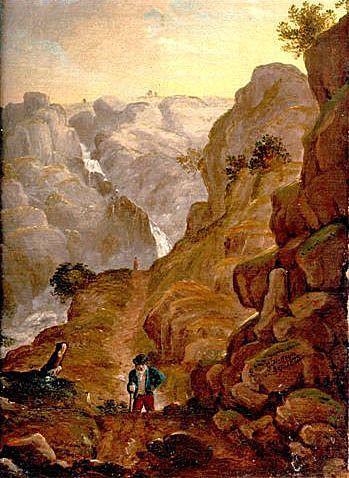 Sir George Frederick Hodson, 3rd Bt (1806 - 1888) - Irish Listed Artist