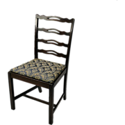 Salesman's sample dolls sized miniature chair