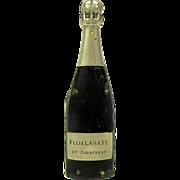 Rare 19th Century figural Champagne bottle opener Felix LaHaye Ay-Champagne