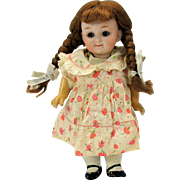 "Rare Gebruder  Heubach 9843 Googly doll 8"""
