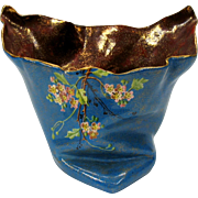 Antique Edouard Gilles French art pottery vase