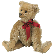 "14"" 1908 Steiff Teddy bear with button gorgeous condition!"