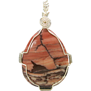 """Stories in Stone"" pendant by Glenn Freeman-The Basilica"