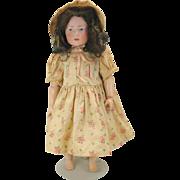 """18"""" Kammer & Reinhardt 101 Marie doll blue eyes German bisque head"""