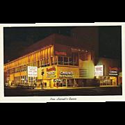 Plush Addition of Harrah's Casino Reno NV Nevada Vintage Postcard