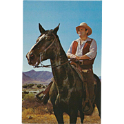 Ponderosa Ranch of Bonanza TV Fame Incline Village NV Nevada Vintage Postcard