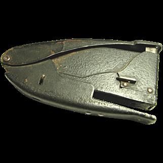 Pre - Swingline Branding Vintage Hand Held Stapler