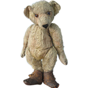 "Antique American Aetna 16"" Teddy Bear, Beverly"
