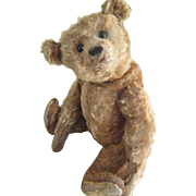 "Antique Cinnamon Steiff 16"" Bear, Cecil"